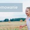 Rymowanie – sposób na rozwój mowy dziecka #1